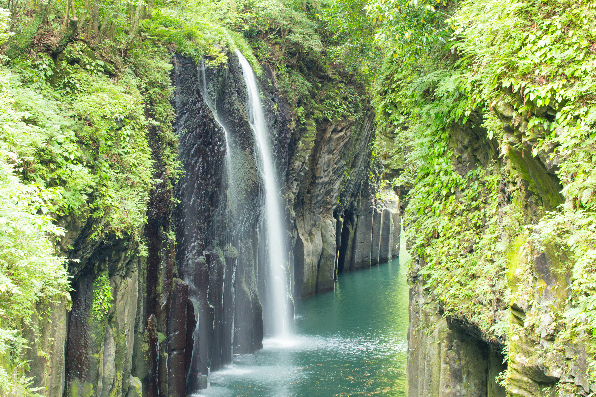 真名井の滝(まないのたき)