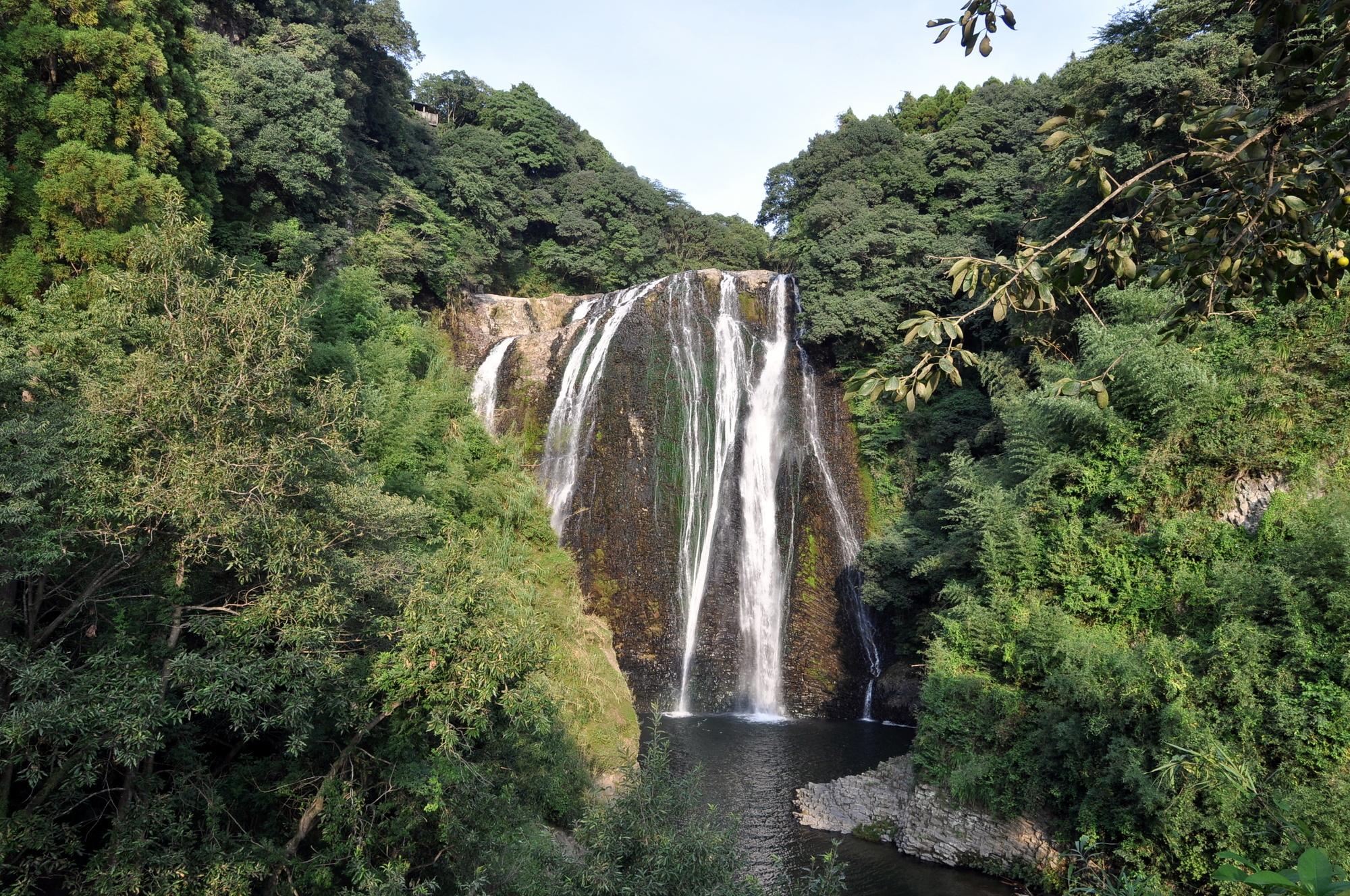 龍門滝(りゅうもんだき)