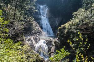 七ツ釜滝(日本百名瀑)