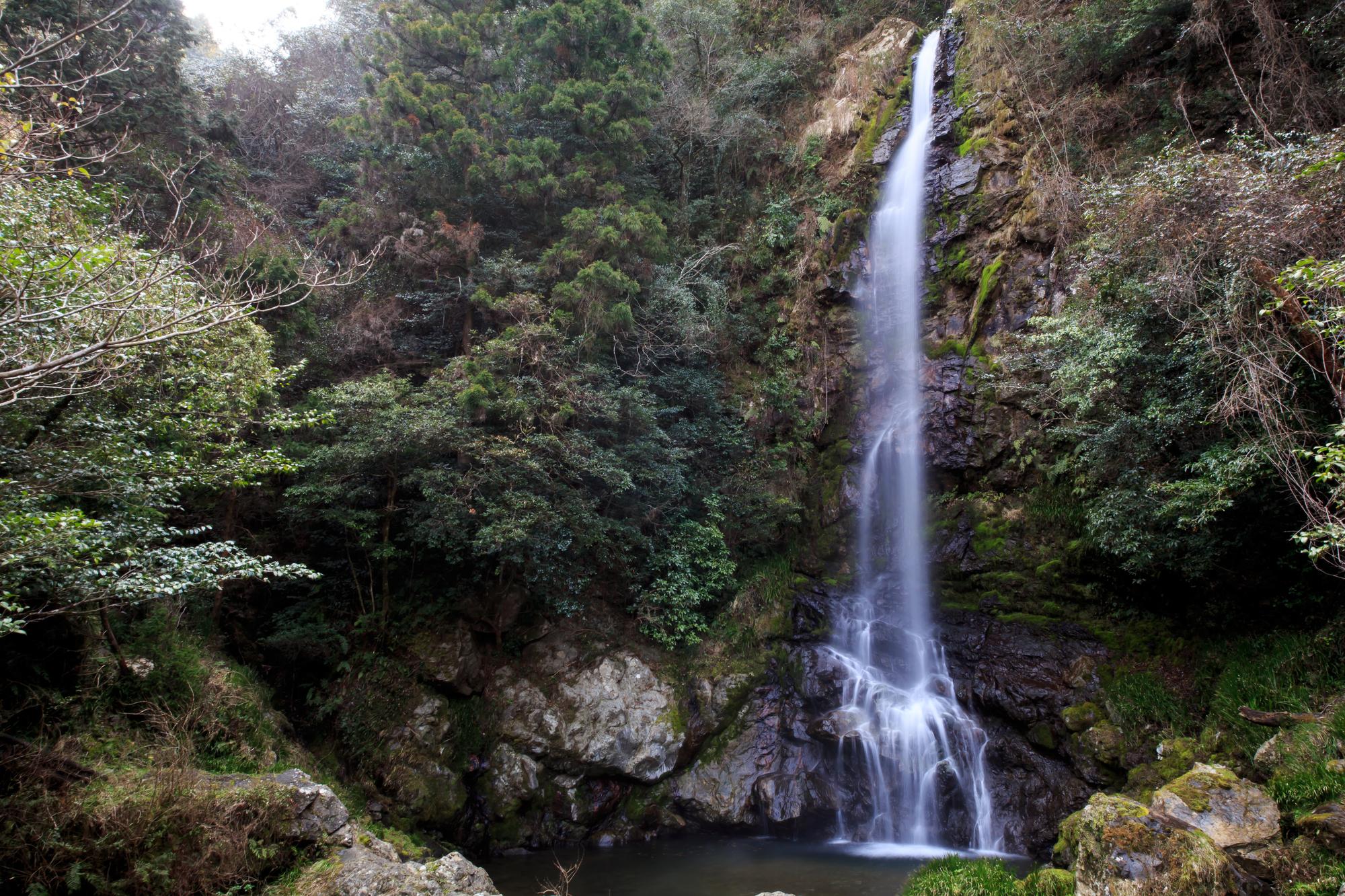 大樽の滝(おおたるのたき)