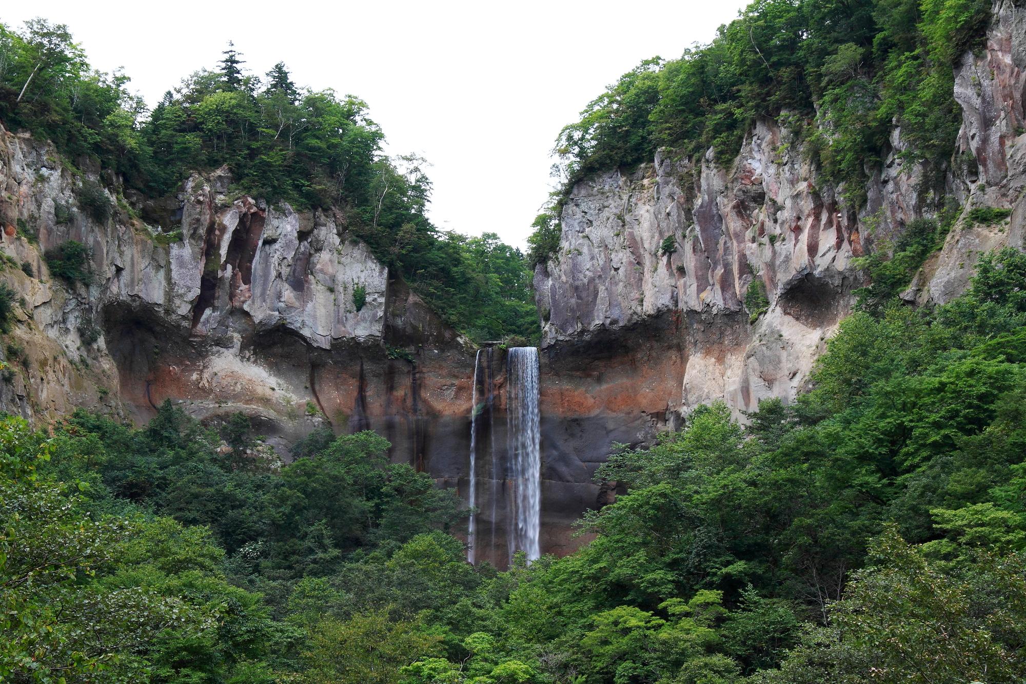 インクラの滝(インクラのたき)